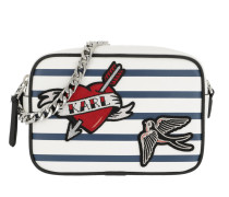 Captain Karl Crossbody Stripes Tasche