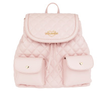 Quilted Nappa Backpack 2 Rucksack