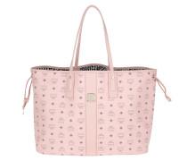 Shopper Liz Visetos Shopping Bag Large Powder Pink