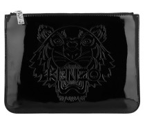 Icon A4 Pouch Black Pochette