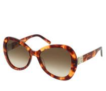 Sonnenbrille MCM695S Sunglasses Red Havana