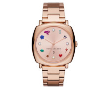 Uhr MJ3550 Mandy Ladies Watch Rosegold rosa