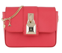 Twistlock Chamois Umhängetasche Bag Vivid Red