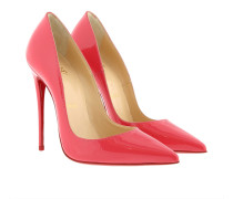 So Kate 120 Patent Leather Pumps Begonia Pumps