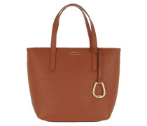 Tote Mini Tz Tote Medium Crossbody Bag Lauren Tan/Orange cognac