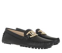 Schuhe Anna Moccassin Black
