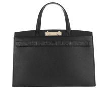 Tote Milano Goat Bag Medium Black