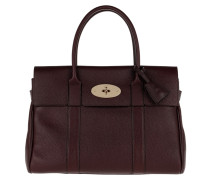 Satchel Bag Bayswater Shoulder Bag Leather Oxblood braun