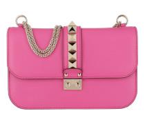 Rockstud Lock Shoulder Bag Medium  Tasche