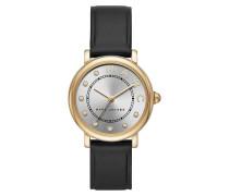 Uhr MJ1641 Classic Watch Gold schwarz