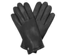 Handschuhe Men Glacé Cashemere Gloves Mocca