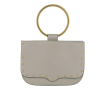 Ring Crossbody Taupe Tasche