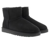 Boots & Booties W Classic Mini II Black 36 (EU)|W Classic Mini II Black 37 (EU)|W Classic Mini II Black 38 (EU)|W Classic Mini II Black 39 (EU)|W Classic Mini II Black 40 (EU) schwarz