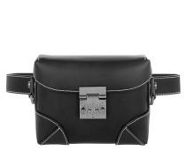 Gürteltasche Soft Berlin Vachetta Belt Bag Small Black schwarz