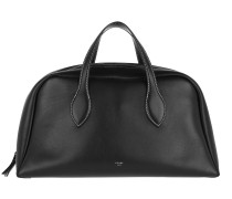 Bowling Bag Medium Calfskin Black Bowling Bag