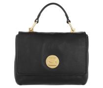 Liya Shoulder Bag Noir Tasche