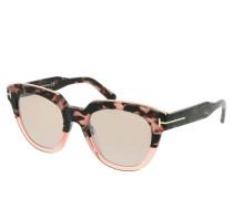 Sonnenbrille FT0686 5156G rosa
