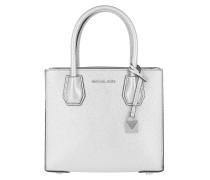 Mercer MD Messenger Bag Silver Tasche