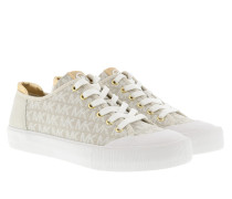 Carter Lace Up Sneakers Optic White/Ivory Sneakers