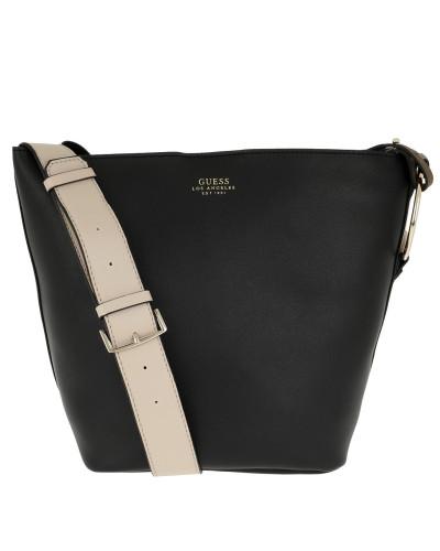 Ella Bucket Bag Black Beuteltasche