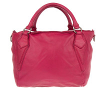 AmandaE Vintage Tote Cherry Blossom Red pink