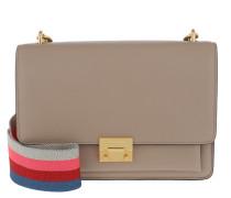 Christy Medium Shoulder Bag Dark Cameo Multi Tasche