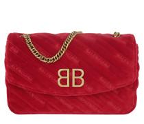 Umhängetasche BB Chain Wallet Rouge rot