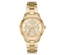 Uhr Runway Ladies Metals Watch Gold gold