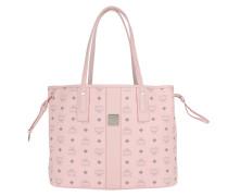 Shopper Liz Visetos Shopping Bag Medium Powder Pink