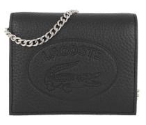 Portemonnaie Croco Crew Phone Wallet Black schwarz