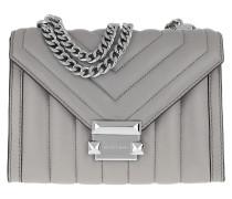 Whitney SM Shoulder Bag Pearl Grey Satchel Bag