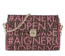 Zoe Crossbody Bag S Candy Pink Tasche