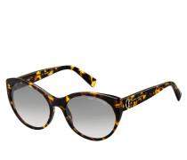 Sonnenbrille MARC 376/S Dark Havana bunt