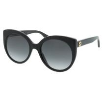 Sonnenbrille GG0325S 55 001 schwarz