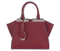 3Jours Tote Bag Mini Black/Cherry Tote