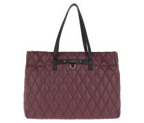 Shopper Duo LLG Shopping Bag Bordeaux rot