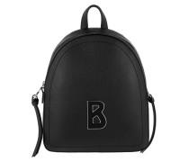 Rucksack Zermatt Hermine Backpack Black schwarz