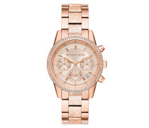 Uhr MK6598 Ritz Jetset Watch Roségold gold