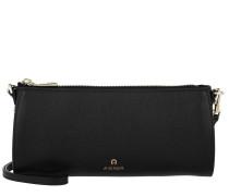 Ivy Crossbody Bag Small Black Tasche
