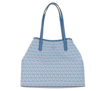 Shopper Vikky Large Tote Bag Sky Multi