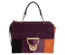Arlettis Stripes Patch Crossbody Bag Multicolor Tasche