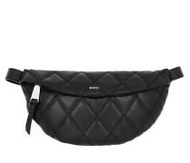 Gürteltasche West Lux Belt Bag Black/Nickel schwarz