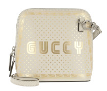 Guccy Mini Shoulder Bag Mystic White Tasche