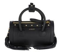 Duffle Bag Sara Black Bowling Bag