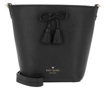 Hayes Street Vanessa Bucket Bag Black Beuteltasche