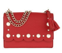 Hayes Street Pearl Hazel Crossbody Bag Royal Red Tasche