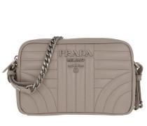 Umhängetasche Diagramme Crossbody Bag Leather Pomice 2 rosa
