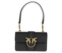 Mini Love 10 Bag Nero Limousie Tasche