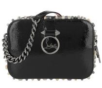 Umhängetasche Roubylou Mini Shoulder Bag Leather Black/Multimetal schwarz