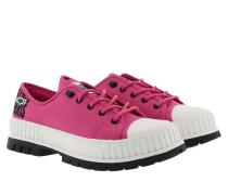 Sneakers KENZO x PALLADIUM Low Top Sneaker Deep Fuchsia